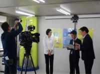テレビ出演「えひめ住まいステーション」に出演いたしました。