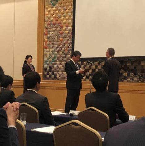 全国住宅技術品質協会より表彰されました。