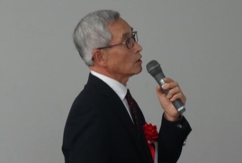 ~横矢 直道氏 略歴~ 1975 年東北大学理学部地球物理学科卒