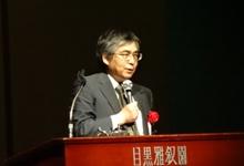 記念講演 二木幹夫先生 「東日本大震災を経て今後の小規模建築物の地盤対応について」