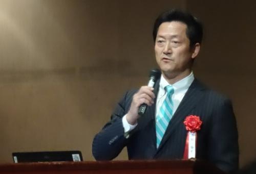 特別講演 株式会社原田教育研究所 代表取締役社長 原田 隆史 様