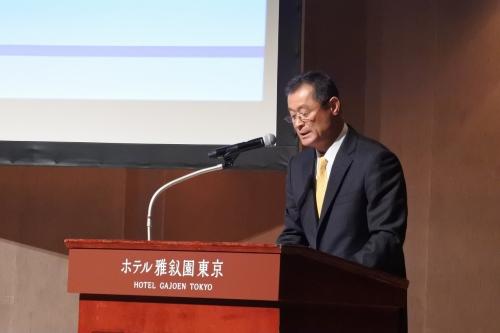 特別講演 四国・九州アイランドリーグ創設者 石毛 宏典様