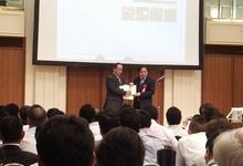 HySPEED工法 受注キャンペーン2012表彰式 技術部門 株式会社eco・カンパニー(長野県)