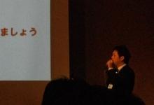 品質管理 川村による発表