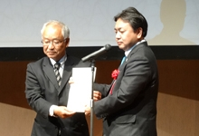 HySPEED工法 受注キャンペーン2013  株式会社宮崎組(福岡県) 技術優秀賞