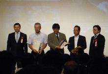 受注キャンペーン2011表彰式
