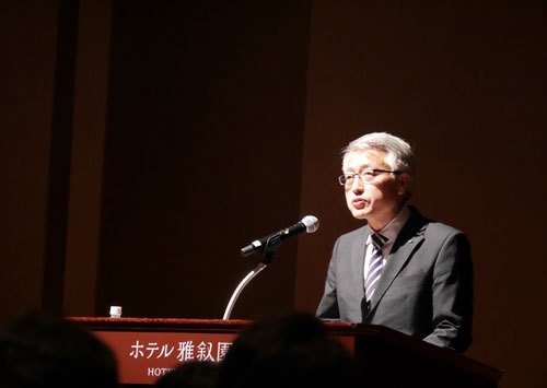 活動報告 山形砕石株式会社(青森県) 代表取締役 佐藤 将治 様