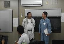 中部・関西エリア   本日の最優秀者 有限会社富士ホームサービスの吉村さん