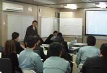 堀田技術開発部長による 閉会のあいさつ