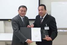 静岡県「グラウンド・ワークス株式会社」が安全啓発活動優秀賞を受賞いたしました。