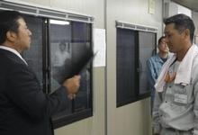 関東エリア  本日の最優秀者 瀬戸内建設工業株式会社の近藤さん