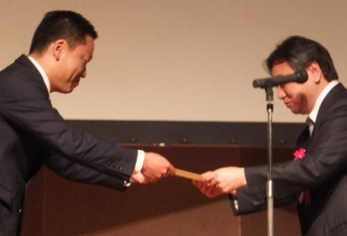 第1位 HySPEEDプラチナ大賞 株式会社出雲採石(島根県)