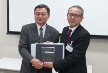 富山県「三和ボーリング株式会社」が安全活動最優秀賞を受賞いたしました。
